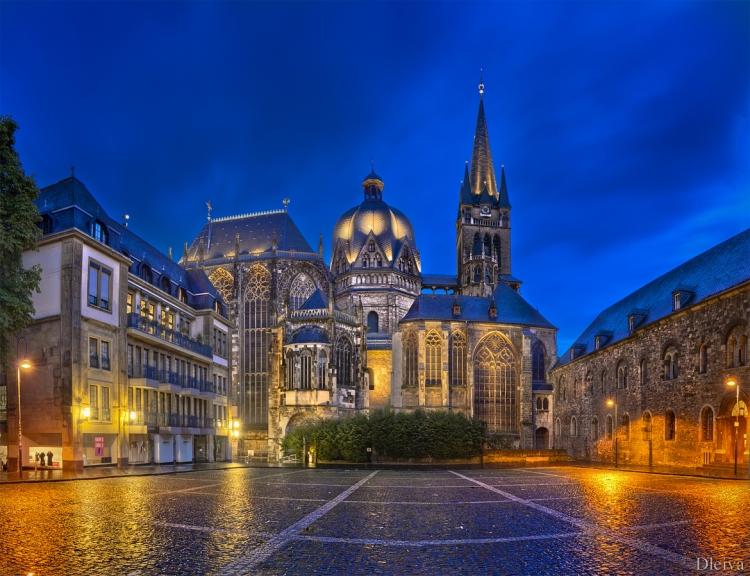 アーヘン大聖堂の画像 p1_24