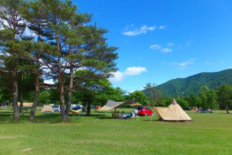【関東】温泉もあるキャンプ場!自然を満喫出来るお... 【関東】温泉もあるキャンプ場!自然を満喫