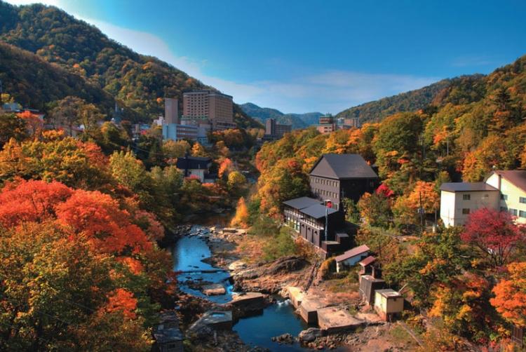 【北海道】寒い冬に行きたいおすすめの人気温泉地5選