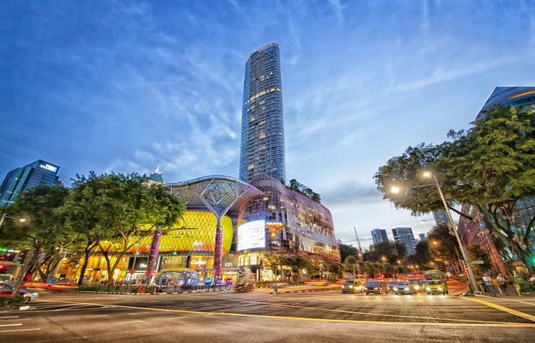 【シンガポール】食と買い物ならオーチャード・ロード周辺!アクセス抜群おすすめホテル5選