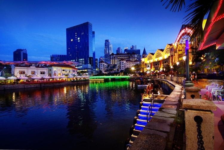 【シンガポール】夜まで遊ぶならクラーク キー!アクセス抜群のおすすめホテル5選