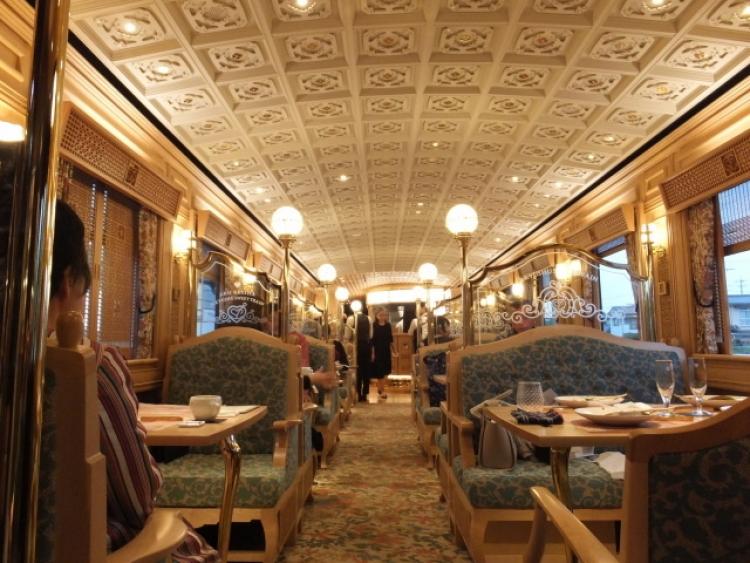 【九州】夏に乗りたい!  非日常が味わえるグルメ&観光列車5選
