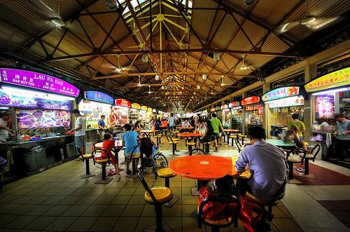 【シンガポール】絶対に行くべし!!地元B級グルメのメッカ「ホーカー」の魅力をご紹介