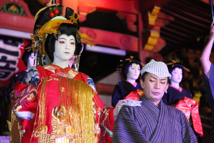 【名古屋】タイムスリップした気分になる伝統的な秋祭り5選