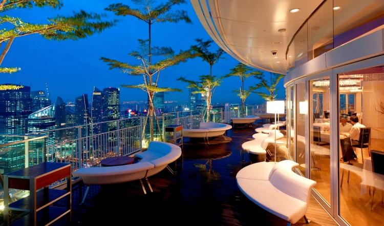 【シンガポール】カジノだけじゃない!!マリーナベイサンズ内のおすすめレストラン5選